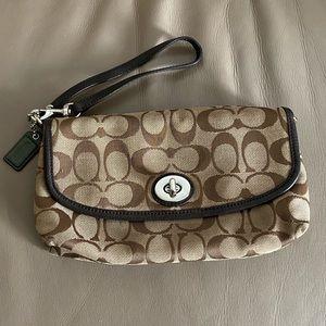 Authentic Coach wallet!